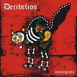 """DECIBELIOS """"Insurgents"""" CD."""