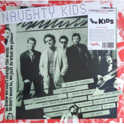 "KIDS ""Naughty Kids"" LP 180GR."