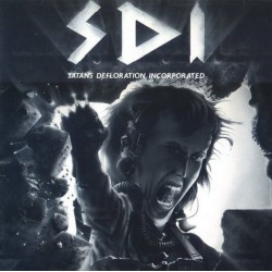 "S.D.I. ""Satans Defloration Incorporated"" LP Color."