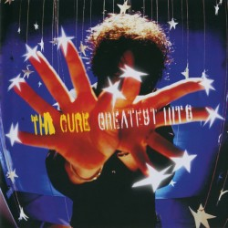 """CURE """"Greatest Hits"""" 2LP."""