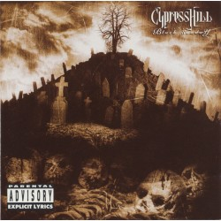 "CYPRESS HILL ""Black Sunday"" CD."