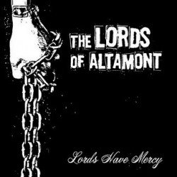 """LORDS OF ALTAMONT """"Lords Have Mercy"""" CD."""