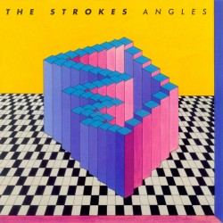 "STROKES ""Angles"" CD."