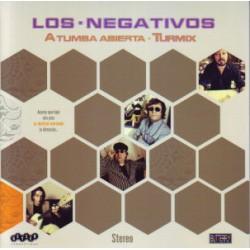 """LOS NEGATIVOS """"A Tumba Abierta"""" SG 7"""""""