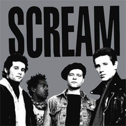 """SCREAM """"This Side Up"""" LP."""