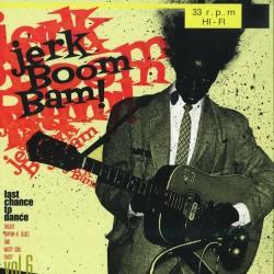 "VV.AA. ""Jerk Boom Bam! Vol. 6"" LP."