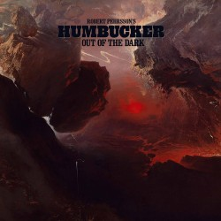 """ROBERT PEHRSSON'S HUMBUCKER """"Out Of The Dark"""" LP Color Purple."""
