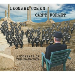 "LEONARD COHEN ""Can't Forget: A Souvenir Of The Grand Tour"" CD."