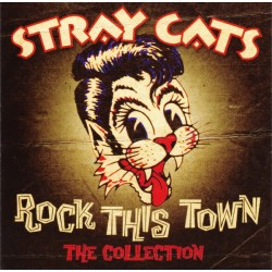 "STRAY CATS ""Rock This Town - The Collection"" CD."