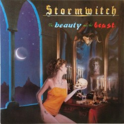 """STORMWITCH """"The Beauty And The Beast"""" LP Color Red."""