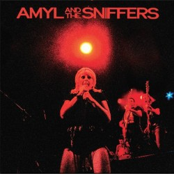"""AMYL AND THE SNIFFERS """"Big Attraction & Giddy Up"""" LP."""