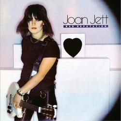 """JOAN JETT """"Bad Reputation"""" LP."""