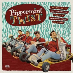 "VV.AA. ""Pippermind Twist - Spanish 1958-66"" 2LP"
