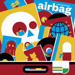 """AIRBAG """"Cementerio Indie"""" CD."""