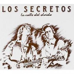 """LOS SECRETOS """"La Calle Del Olvido"""" LP + CD."""