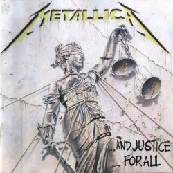 "METALLICA ""...And Justice For All"" 2LP 180GR."