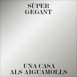 """SÚPER GEGANT """"Una Casa Als Aiguamolls"""" LP."""