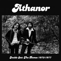 "ATHANOR ""Inside Out: The Demos 1973-77"" LP."