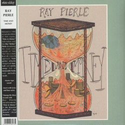 """RAY PIERLE """"Time And Money"""" LP."""
