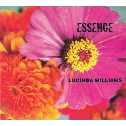 """LUCINDA WILLIAMS """"Essence"""" CD."""