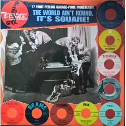 "VV.AA. ""Teenage Shutdown: The World Ain't Round, It's Square!"" LP."