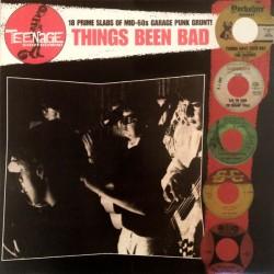 "VV.AA. ""Teenage Shutdown: Things Been Bad"" LP."