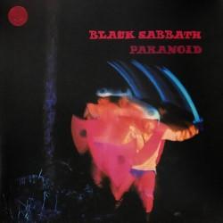 "BLACK SABBATH ""Paranoid"" LP."