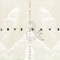 "DENNIS BROWN ""Love & Hate: The Best Of"" LP."