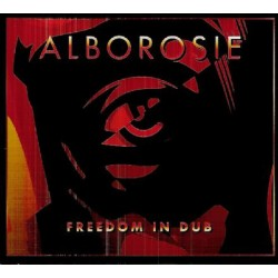 """ALBOROSIE """"Freedom In Dub"""" LP."""