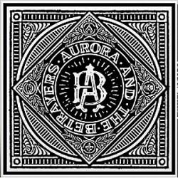 "AURORA & THE BETRAYERS ""Shadows Go Away"" LP."