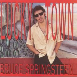 """BRUCE SPRINGSTEEN """"Lucky Town"""" LP."""