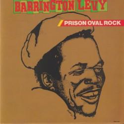 """BARRINGTON LEVY """"Prison Oval Rock"""" LP."""