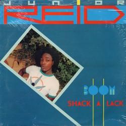 """JUNIOR REID """"Boom Shack A Lack"""" LP."""