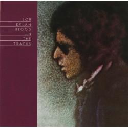 "BOB DYLAN ""Blood On The Tracks"" CD."