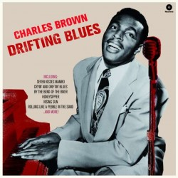 "CHARLES BROWN ""Drifting Blues"" LP."