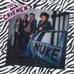 "CAVEMEN ""Nuke Earth"" LP."