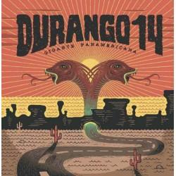 """DURANGO 14 """"Gigante Panamericana"""" LP."""