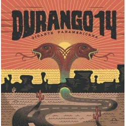 "DURANGO 14 ""Gigante Panamericana"" CD."