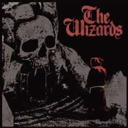 """WIZARDS """"Wizards"""" LP Color Red."""