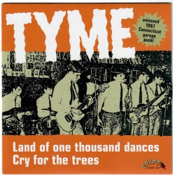 "TYME ""Land Of One Thousand Dances"" SG 7""."