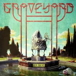 """GRAVEYARD """"Peace"""" LP."""