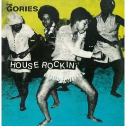 """GORIES """"House Rockin'"""" LP."""