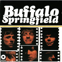 "BUFFALO SPRINGFIELD ""S/t"" CD."