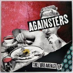 "AGAINSTERS ""The Breakfast Ep"" SG 7"""
