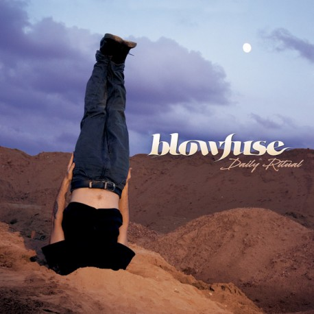"BLOWFUSE ""Daily Ritual"" CD."