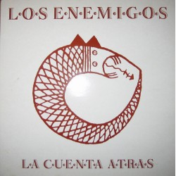 """LOS ENEMIGOS """"La Cuenta Atras"""" LP + CD."""