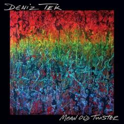 "DENIZ TEK ""Mean Old Twister"" LP."