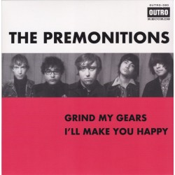 """PREMONITIONS """"Grind My Gears"""" SG 7"""""""