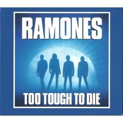"RAMONES ""Too Tough To Die"" CD + Bonus."