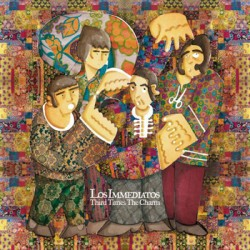 "LOS IMMEDIATOS ""Thirds Time's The Charm"" LP"